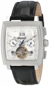 [インガソール]Ingersoll 腕時計 Dakota II Analog Display Automatic Self Wind Black Watch IN4110SL メンズ [並行輸入品]