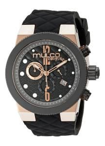 [マルコ]MULCO 腕時計 Couture Analog Display Swiss Quartz Black Watch MW5-2552-023 メンズ [並行輸入品]