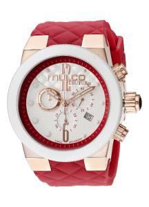 [マルコ]MULCO 腕時計 Couture Analog Display Swiss Quartz Red Watch MW5-2552-063 レディース [並行輸入品]