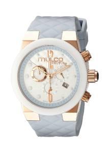 [マルコ]MULCO 腕時計 Couture Analog Display Swiss Quartz Blue Watch MW5-2552-413 レディース [並行輸入品]