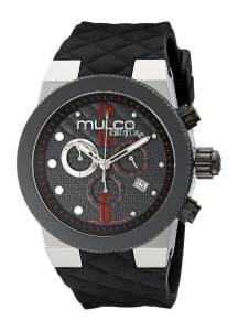 [マルコ]MULCO 腕時計 Couture Analog Display Swiss Quartz Black Watch MW5-2552-025 メンズ [並行輸入品]
