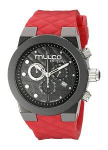 [マルコ]MULCO 腕時計 Couture Analog Display Swiss Quartz Red Watch MW5-2552-065 ユニセックス [並行輸入品]