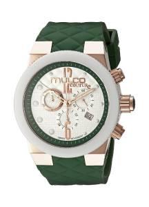 [マルコ]MULCO 腕時計 Couture Analog Display Swiss Quartz Green Watch MW5-2552-483 レディース [並行輸入品]
