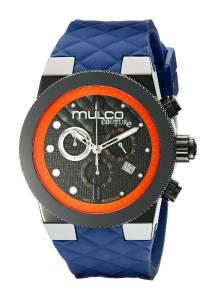 [マルコ]MULCO 腕時計 Couture Analog Display Swiss Quartz Blue Watch MW5-2552-304 メンズ [並行輸入品]