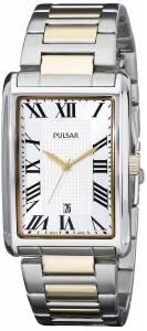 [パルサー]Pulsar 腕時計 Analog Display Japanese Quartz Two Tone Watch PH9045 メンズ [並行輸入品]