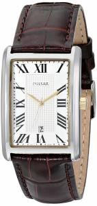[パルサー]Pulsar 腕時計 Analog Display Japanese Quartz Brown Watch PH9049 メンズ [並行輸入品]