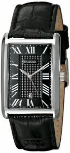 [パルサー]Pulsar 腕時計 Analog Display Japanese Quartz Black Watch PH9047 メンズ [並行輸入品]