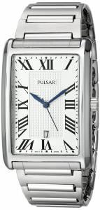 [パルサー]Pulsar 腕時計 Analog Display Japanese Quartz Silver Watch PH9053 メンズ [並行輸入品]