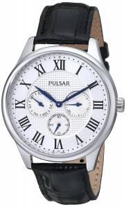 [パルサー]Pulsar 腕時計 Analog Display Japanese Quartz Black Watch PP6173 メンズ [並行輸入品]