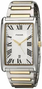 [パルサー]Pulsar 腕時計 Analog Display Japanese Quartz Two Tone Watch PH9051 メンズ [並行輸入品]