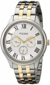 [パルサー]Pulsar 腕時計 Analog Display Japanese Quartz Two Tone Watch PP6171 メンズ [並行輸入品]