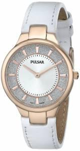 [パルサー]Pulsar 腕時計 Analog Display Japanese Quartz White Watch PM2130 レディース [並行輸入品]