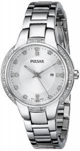 [パルサー]Pulsar 腕時計 Analog Display Japanese Quartz Silver Watch PJ2011 レディース [並行輸入品]