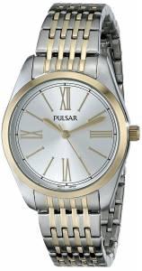[パルサー]Pulsar 腕時計 Analog Display Japanese Quartz Two Tone Watch PG2008 レディース [並行輸入品]