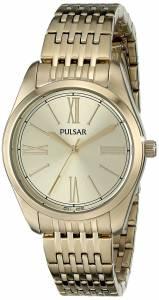[パルサー]Pulsar 腕時計 Analog Display Japanese Quartz Gold Watch PG2010 レディース [並行輸入品]