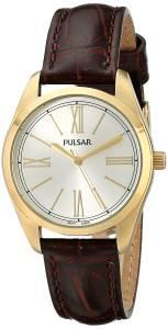 [パルサー]Pulsar 腕時計 Analog Display Japanese Quartz Brown Watch PG2012 レディース [並行輸入品]