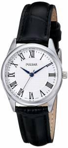 [パルサー]Pulsar 腕時計 Analog Display Japanese Quartz Black Watch PG2017 レディース [並行輸入品]