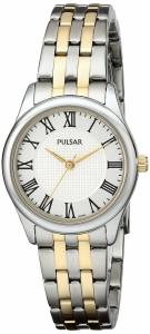[パルサー]Pulsar 腕時計 Analog Display Japanese Quartz Two Tone Watch PG2015 レディース [並行輸入品]