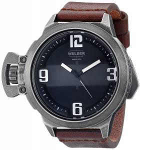 [ウェルダー]Welder 腕時計 Analog Display Quartz Brown Watch 3604 ユニセックス [並行輸入品]