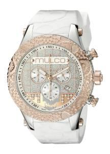 [マルコ]MULCO 腕時計 Couture Analog Display Swiss Quartz White Watch MW5-2331-013 メンズ [並行輸入品]