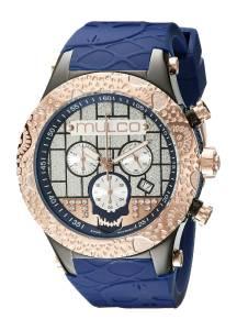 [マルコ]MULCO 腕時計 Couture Analog Display Swiss Quartz Blue Watch MW5-2331-043 メンズ [並行輸入品]