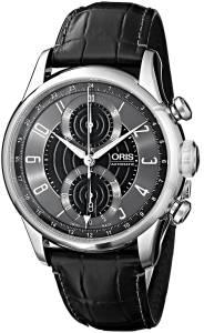 [オリス]Oris 腕時計 Raid limited Analog Display Swiss Automatic Black Watch 67776034084LS メンズ [並行輸入品]