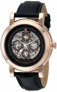 [ブルゲルマイスター]Burgmeister 腕時計 Analog Display Automatic Self Wind Black Watch BM129-322 メンズ [並行輸入品]