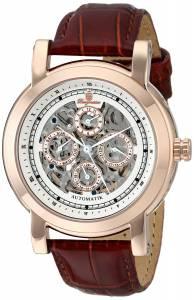 [ブルゲルマイスター]Burgmeister 腕時計 Analog Display Automatic Self Wind Brown Watch BM129-385 メンズ [並行輸入品]