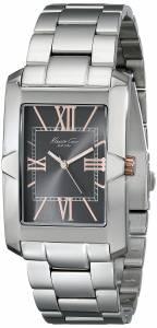 [ケネスコール]Kenneth Cole New York Classic Analog Display Japanese Quartz Silver 10019577