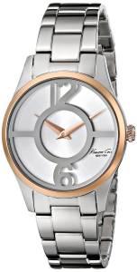 [ケネスコール]Kenneth Cole New York 腕時計 Classic Stainless Steel TwoTone Watch 10019637 レディース [並行輸入品]