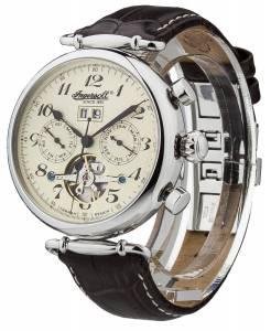 [インガソール]Ingersoll 腕時計 Walldorf Analog Display Automatic Self Wind Brown Watch IN1312CR メンズ [並行輸入品]