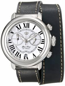 [グラムロック]Glam Rock 腕時計 Bal Harbour Analog Display Swiss Quartz Black Watch GR77138 レディース [並行輸入品]