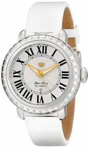 [グラムロック]Glam Rock 腕時計 Bal Harbour Analog Display Swiss Quartz White Watch GR77046DSS レディース [並行輸入品]