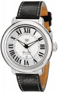 [グラムロック]Glam Rock 腕時計 Bal Harbour Analog Display Swiss Quartz Black Watch GR77045 レディース [並行輸入品]