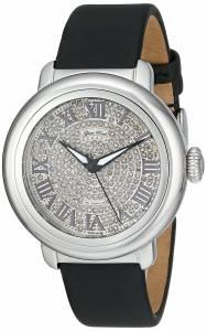 [グラムロック]Glam Rock 腕時計 Bal Harbour Stainless Steel Watch with Fabric Band GR77033 レディース [並行輸入品]