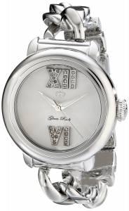[グラムロック]Glam Rock 腕時計 Bal Harbour Analog Display Swiss Quartz Silver Watch GR77031 レディース [並行輸入品]