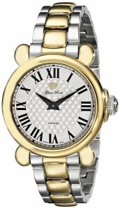 [グラムロック]Glam Rock 腕時計 Vintage Glam Analog Display Swiss Quartz Two Tone Watch GR28058 レディース [並行輸入品]