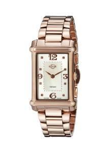 [ジェビル]GV2 by Gevril 腕時計 Principessa Analog Display Quartz Gold Watch 8401 レディース [並行輸入品]