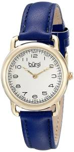[バージ]Burgi 腕時計 Analog Display Quartz Blue Watch BUR121BU レディース [並行輸入品]