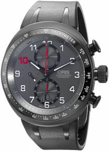 [オリス]Oris 腕時計 Daryl O'Young Analog Display Swiss Automatic Black Watch 77476117784RS メンズ [並行輸入品]