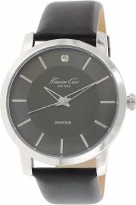[ケネスコール]Kenneth Cole New York 腕時計 ThreeHand Leather Brown watch IKC8069 メンズ [並行輸入品]
