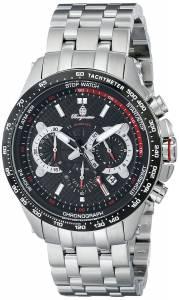 [ブルゲルマイスター]Burgmeister 腕時計 Analog Display Quartz Silver Watch BM530-121C メンズ [並行輸入品]