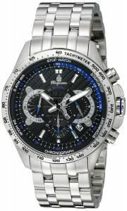 [ブルゲルマイスター]Burgmeister 腕時計 Analog Display Quartz Silver Watch BM530-121B メンズ [並行輸入品]