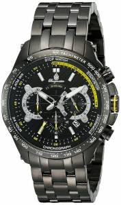[ブルゲルマイスター]Burgmeister 腕時計 Analog Display Quartz Black Watch BM530-622 メンズ [並行輸入品]