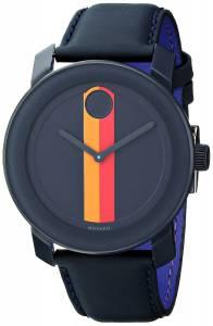 [モバード]Movado 腕時計 Bold Analog Display Swiss Quartz Blue Watch 3600231 メンズ [並行輸入品]