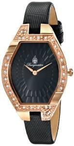 [ブルゲルマイスター]Burgmeister 腕時計 Arvada Analog Display Quartz Black Watch BM801-322 レディース [並行輸入品]