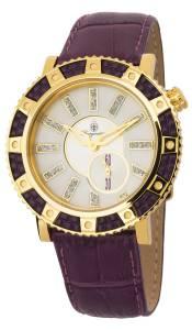 [ブルゲルマイスター]Burgmeister 腕時計 Analog Display Quartz Purple Watch BM802-280 レディース [並行輸入品]