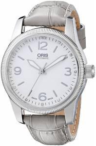 [オリス]Oris 腕時計 Analog Display Swiss Automatic Grey Watch 0173376494031LS レディース [並行輸入品]