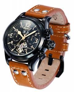 [インガソール]Ingersoll Bison No. 18 Analog Display Automatic Self Wind Brown Watch IN4506BBK