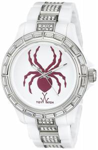 [トイウォッチ]Toy Watch 腕時計 Analog Display Quartz White Watch K18WH ユニセックス [並行輸入品]